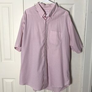 Mens Brooks Brothers Button Down
